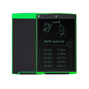 Get them busy with their own paperless writing tablet
