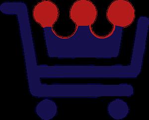 ceejay mart logo crown 1
