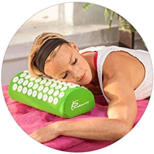 Acupressure Mat for Neck and Back Pain - CEEJAY MART ...