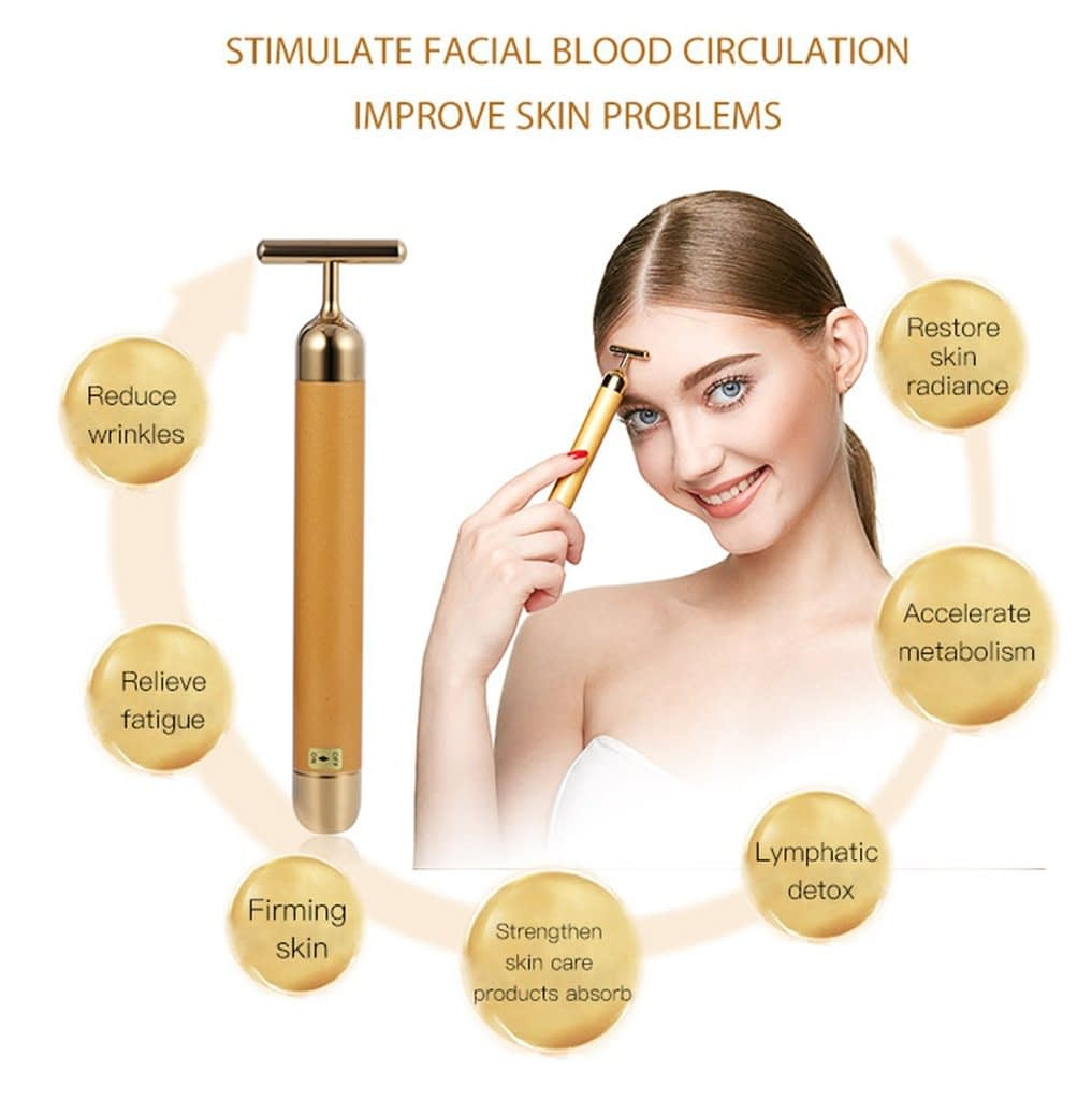 Get Youthful With the Original 24K Goldzan Ampoule Face Serum 6