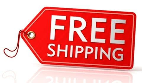 free shippng